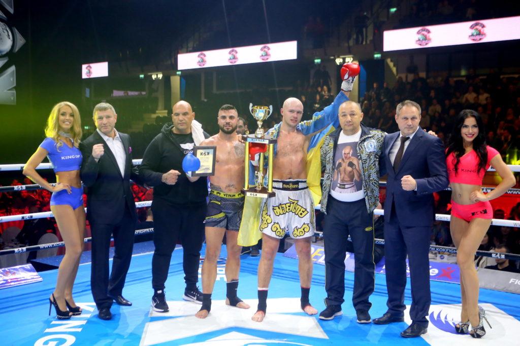 Eilne võit annab Aleksander Oleinikule võimaluse võidelda maailmameistritiitlile.