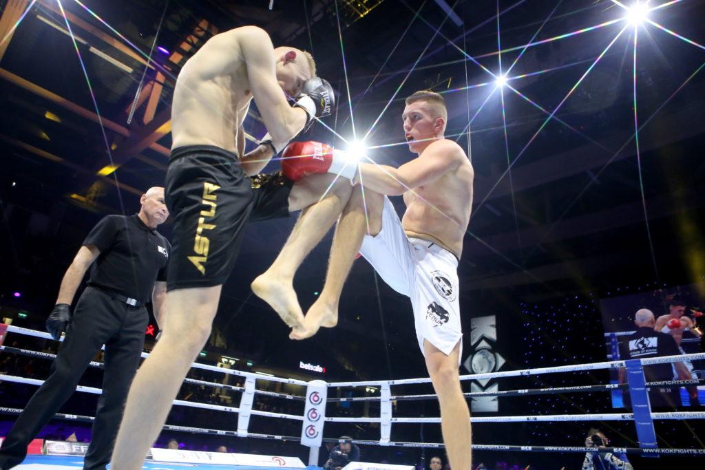 Kahe Eesti klubi kasvandike Maikel Asturi ja Karl-Joonatan Kvelli pingeline ja kirglik duell läks lisaraundini.