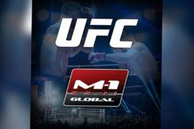 Mis firma on UFC-ga koostööd alustanud M-1 Global?