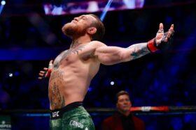 Pulmakellad: Conor McGregor kihlus oma elukaaslasega