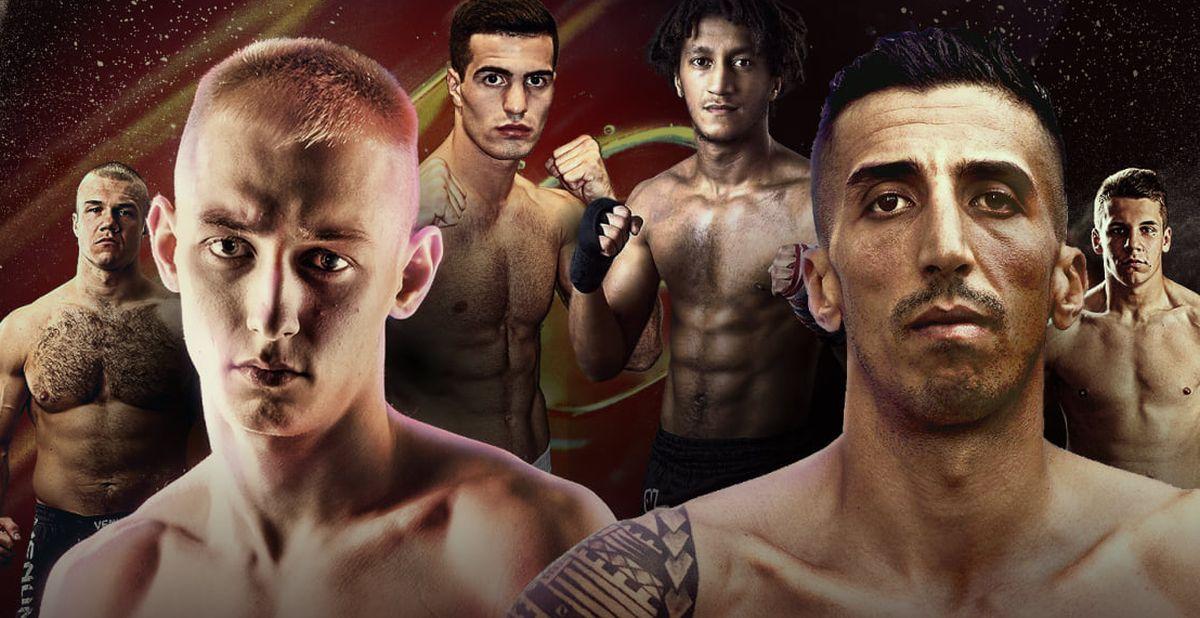 Number One Fight Show'l võitlevad Maikel Astur ja Samuel Dbili