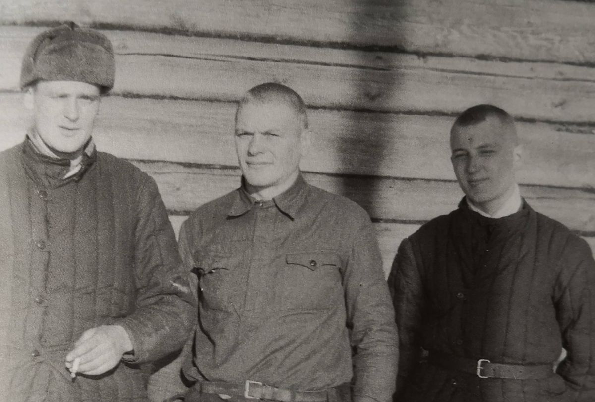 Täna 80 aastat tagasi pääses mahalaskmisest maadluskuulsus Palusalu