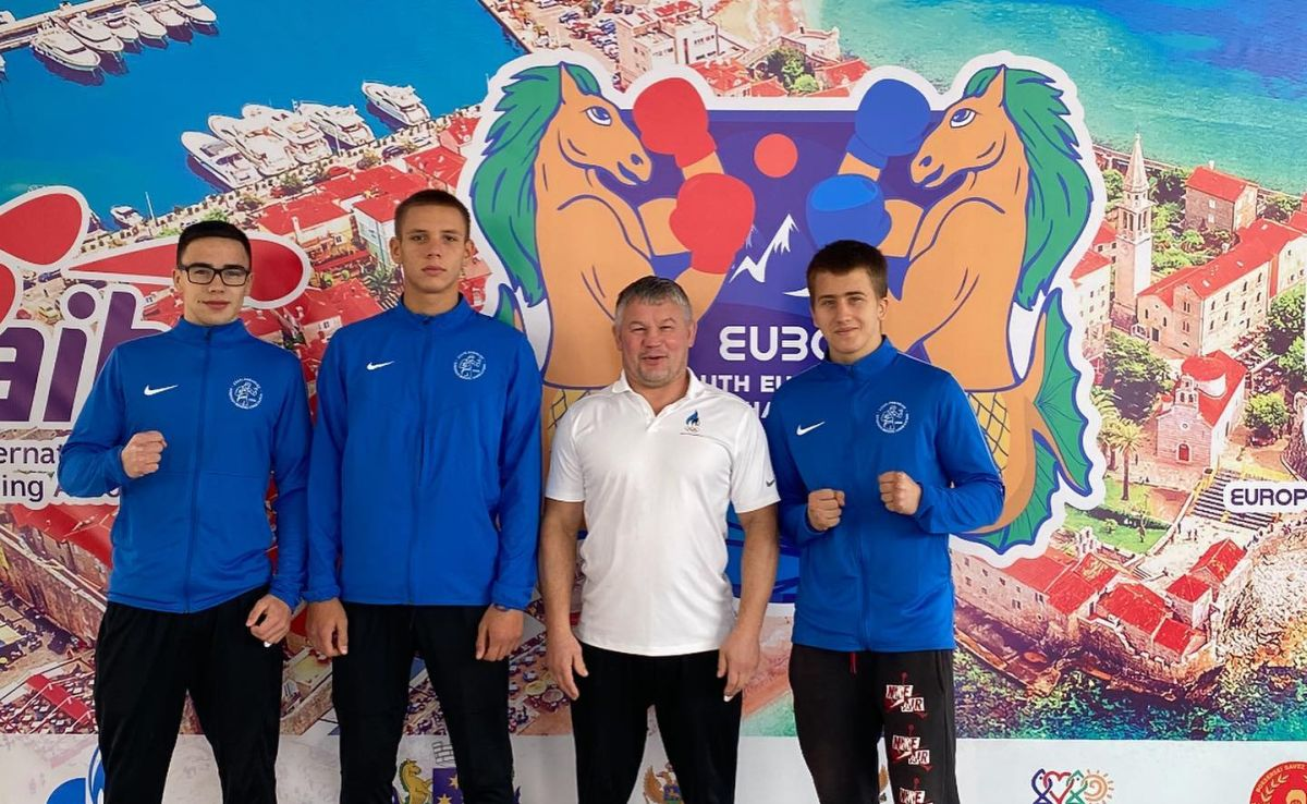 Eesti sai poksi EM-il kolm võitu