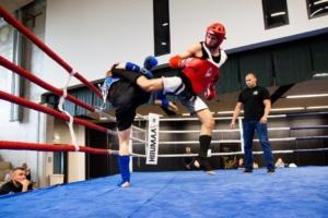 Eesti Muay Thai liiga 1. etapp 30.09.17