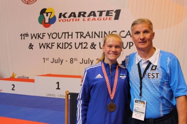 Karate Noorte etapp 03